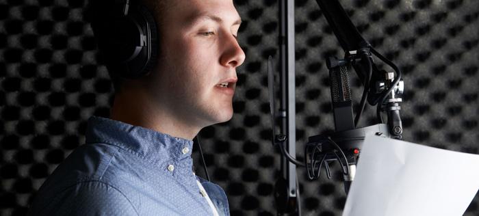 Voiceover & Dubbing